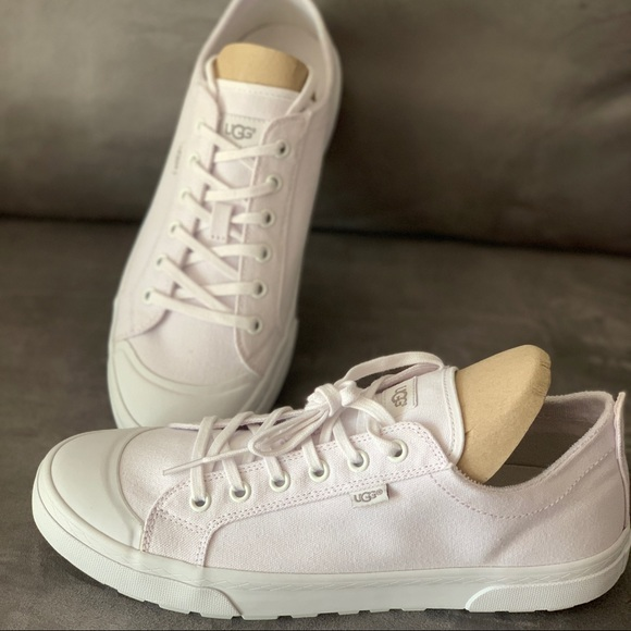 UGG Shoes   Ugg Aries Sneakers In White